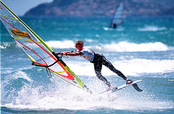Hoje em dia as competições são organizadas pela PWA Professional Windsurf  Association 876a977376c31